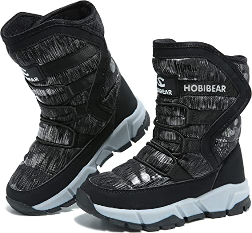 Women Frosty Snow Boots Winter Shoes Waterproof Fur Outdoor Fleece Thicken Sled
