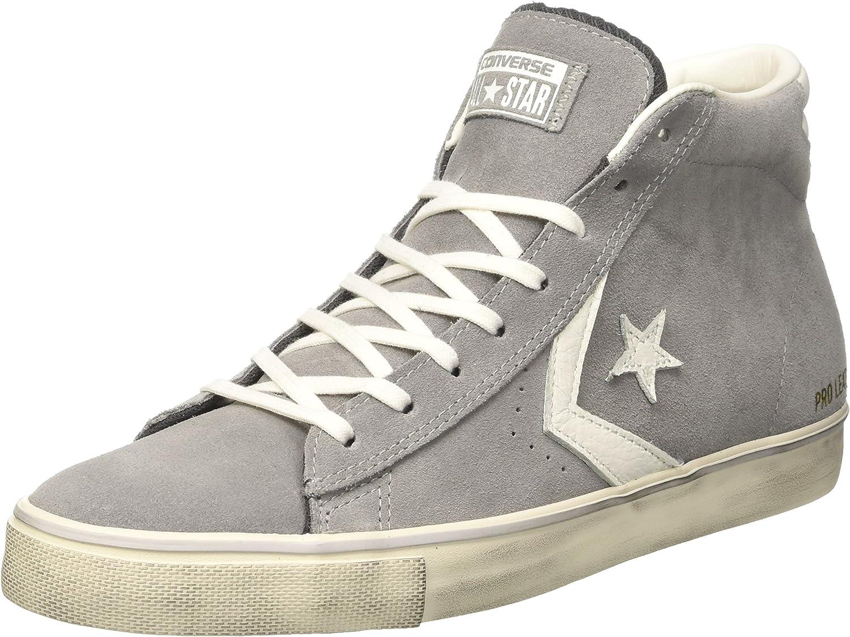 Converse Herren 158934c Hohe Sneaker, grau: