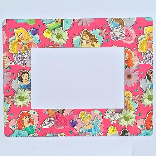 Amazon Disney Princess Magnet 4x6 Photo Magnetic Frame Belle