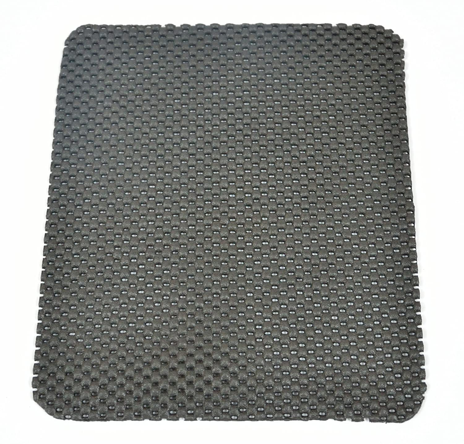 safety rubber textured slip schutzmatte granulat mats grau anti mat detail