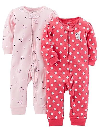 74d8228199af Simple Joys by Carter s mameluco para dormir para bebés  Amazon.com ...