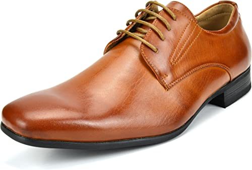 Blackwell Mens Lucas Casual Lace-Up Shoes with Memory Foam Insoles