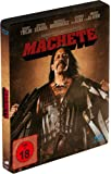 Machete - Steelbook [Alemania] [Blu-ray]