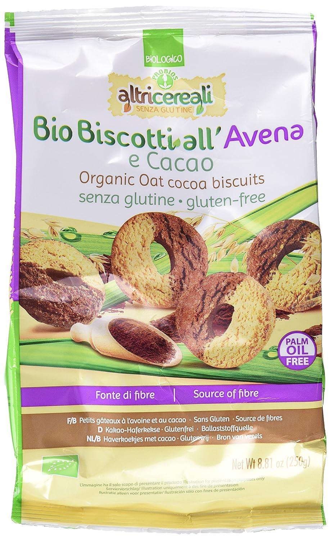 Probios AltriCereali Galletas con Avena y Cacao - Paquete de ...