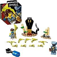 LEGO 71732 NINJAGO Legacy Epic Battle Set – Jay vs. Serpentine Spinner Playset with 2 Ninja Minifigures