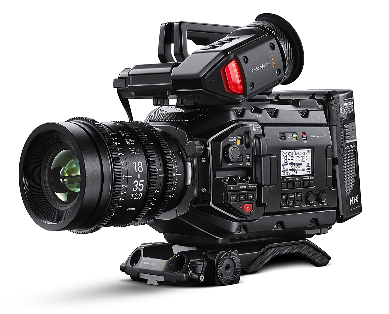 Blackmagic Design's URSA Mini Pro Camera