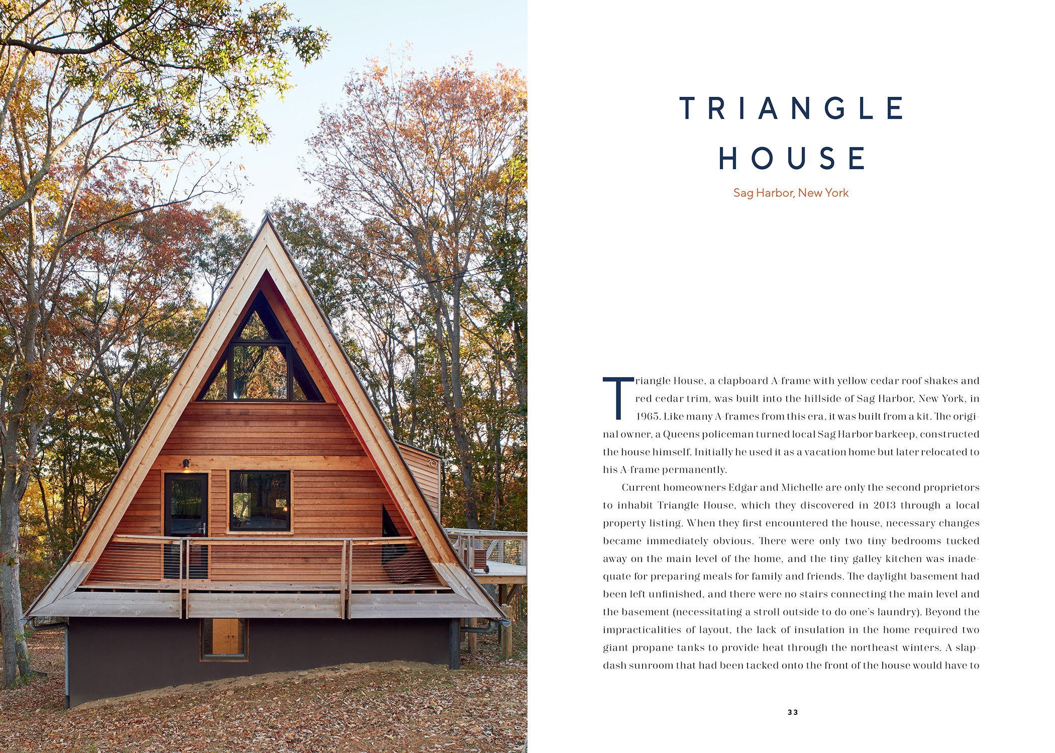The Modern A-Frame: Ben Rahn, Chad Randl: 9781423647638: Amazon.com ...