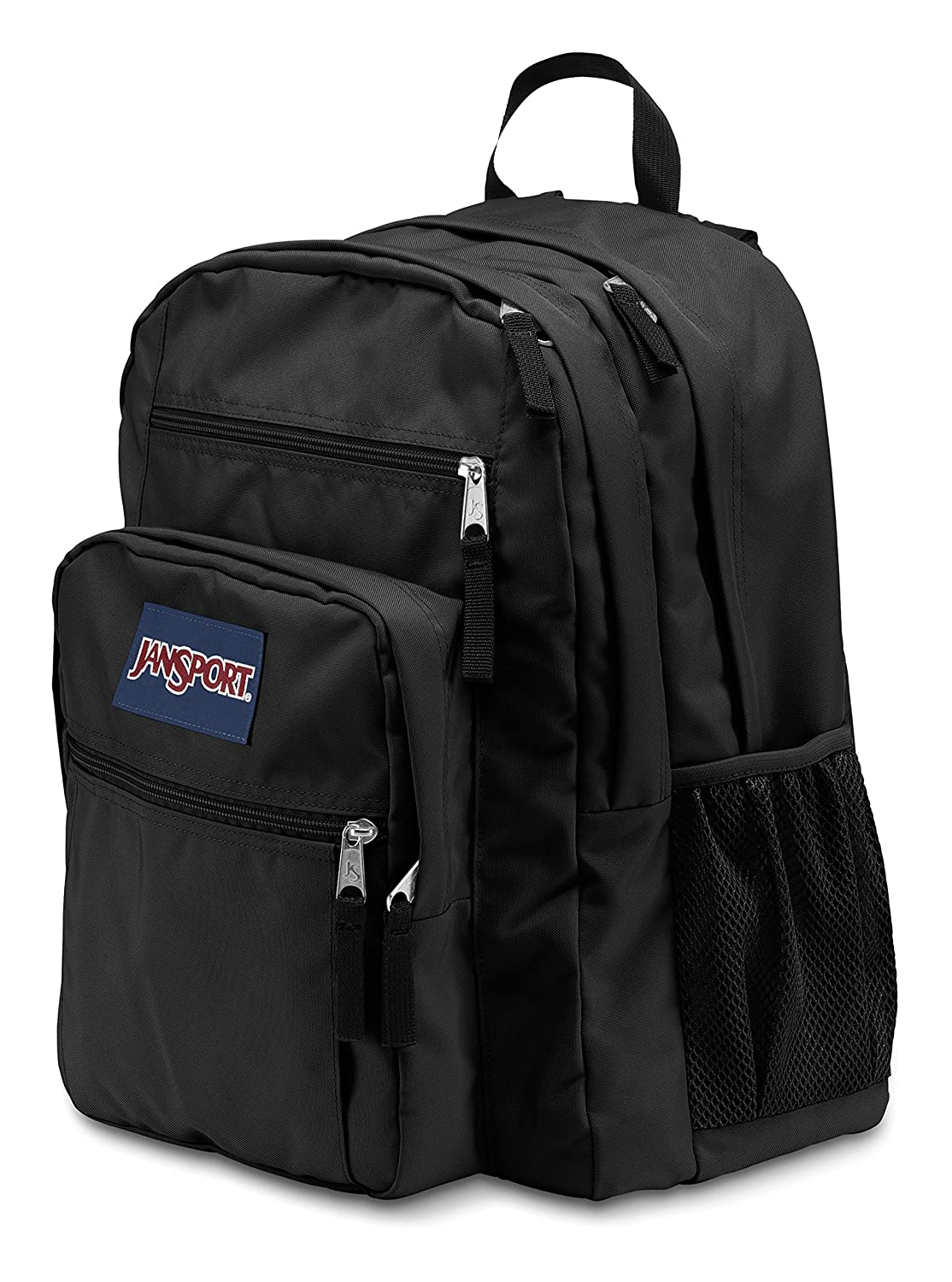 66805eb5f875 JanSport Big Student Backpack (Black)  Amazon.in  Bags