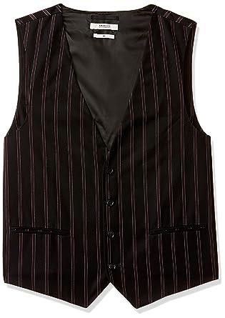 Jack & Jones Men's Poly Viscose Waistcoat Men's Suits & Blazers at amazon