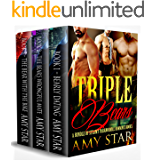 Triple Bears: A Bundle Of Steamy Paranormal Romance Books