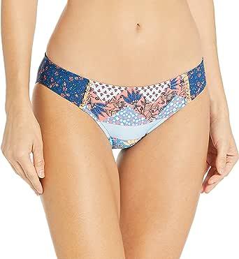 Seafolly Women's Caribbean Kool Hipster Bikini Bottom Swimsuit