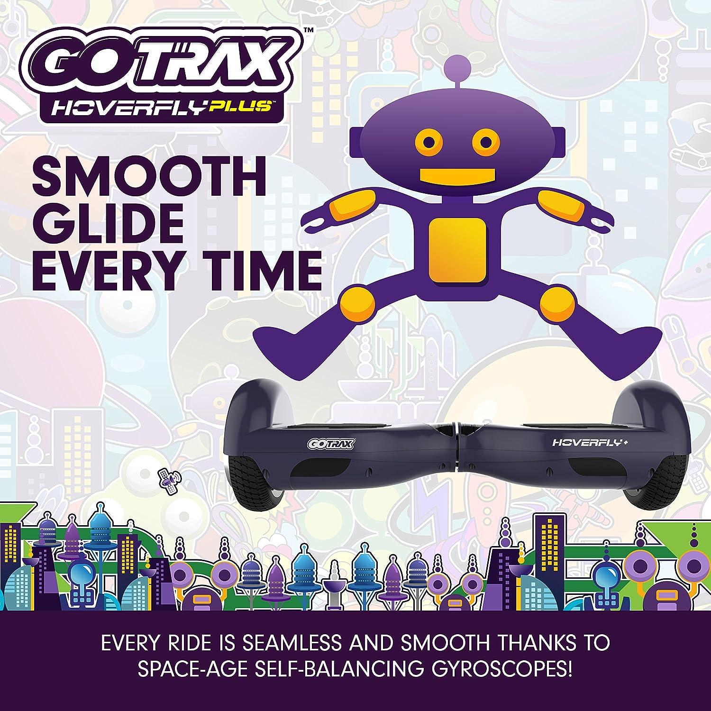 Amazon.com: Hoverboard con Bluetooth de Gotrax, certificado ...