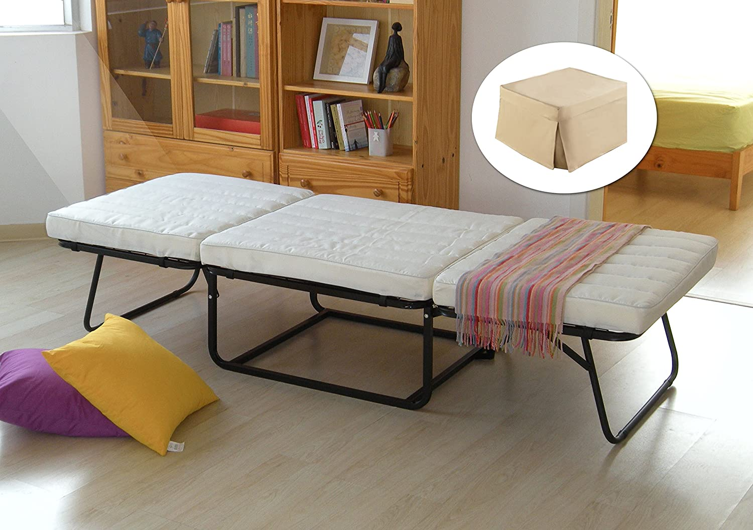 Резултат с изображение за Fold-Out Ottoman Bed goldviolin