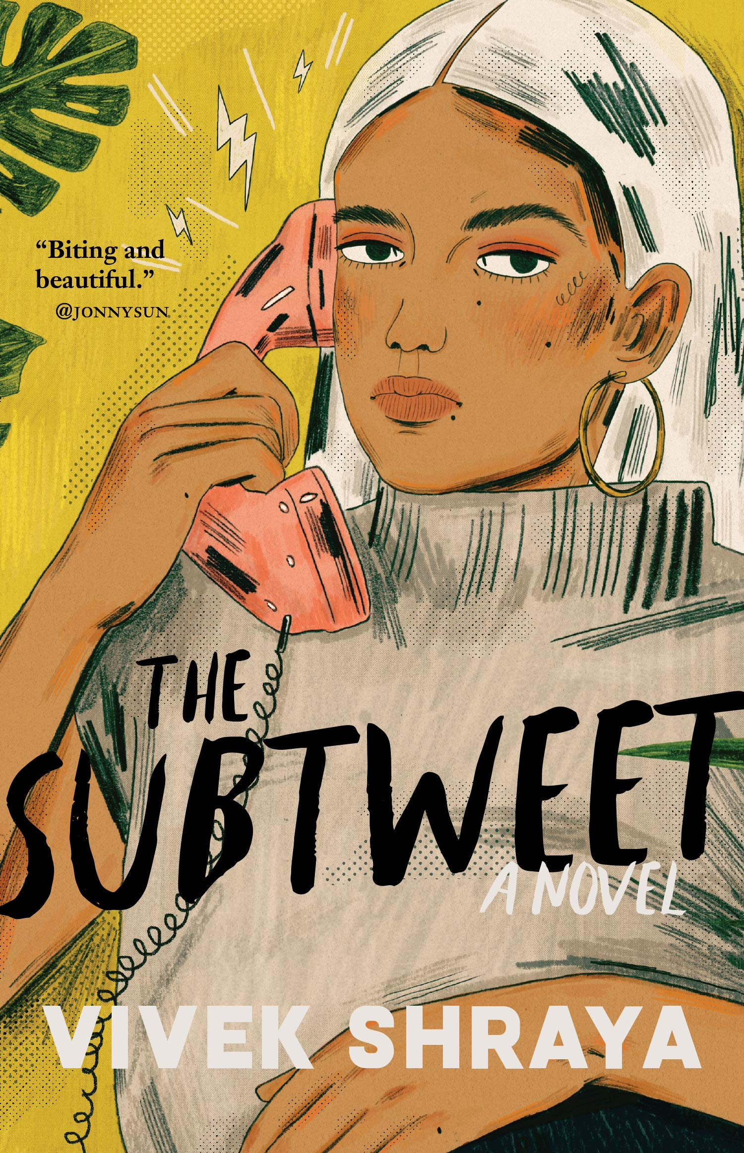 The Subtweet: A Novel: Shraya, Vivek: 9781770415256: Amazon.com: Books