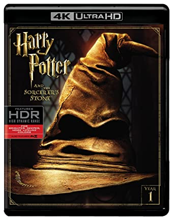 Harry Potter e a Pedra Filosofal (2001) Torrent BluRay Remux 4K Dual