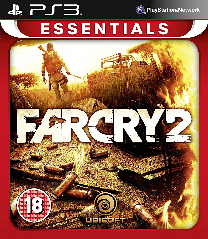 Far Cry 2 Ps3 Amazon Com Br Games