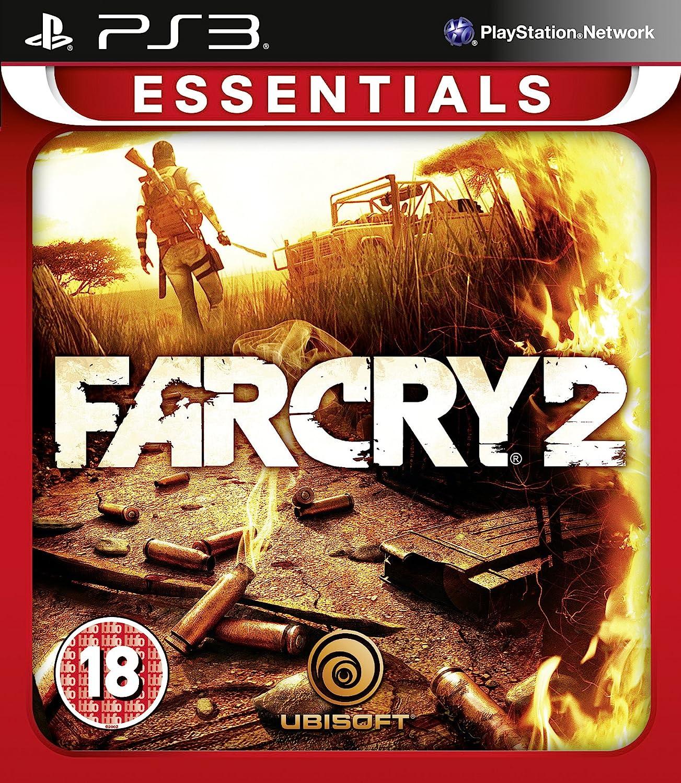 Amazon Com Far Cry 2 Essentials Bbfc Ps3 Video Games