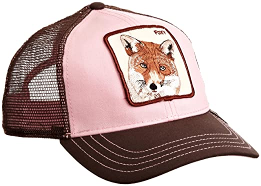 Goorin Bros. Womens Foxy Baby Baseball Hat, Pink, One Size