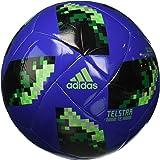 Adidas Balón Mundial Rusia 2018, color Azul, #5
