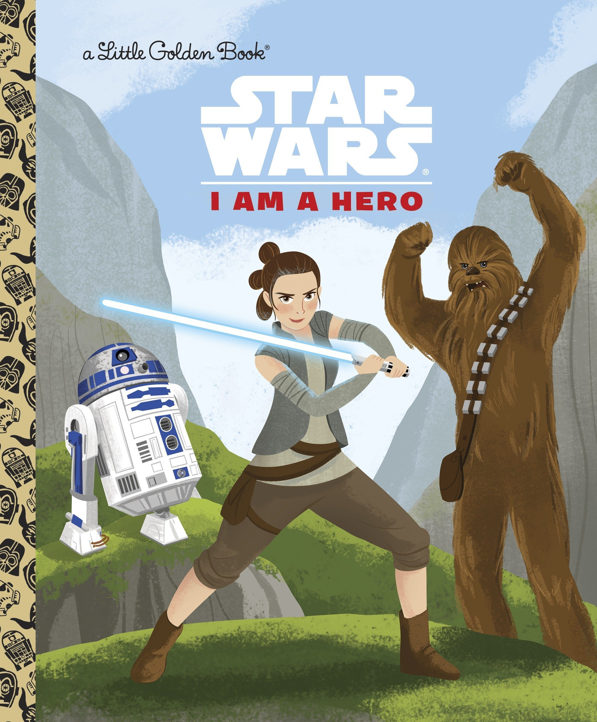 I Am a Hero (Star Wars) (Little Golden Book): Golden Books: 9780736435871:  Amazon.com: Books