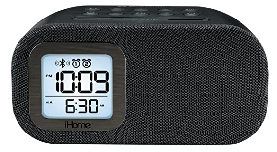 Review iHome iBT210B Bluetooth Dual