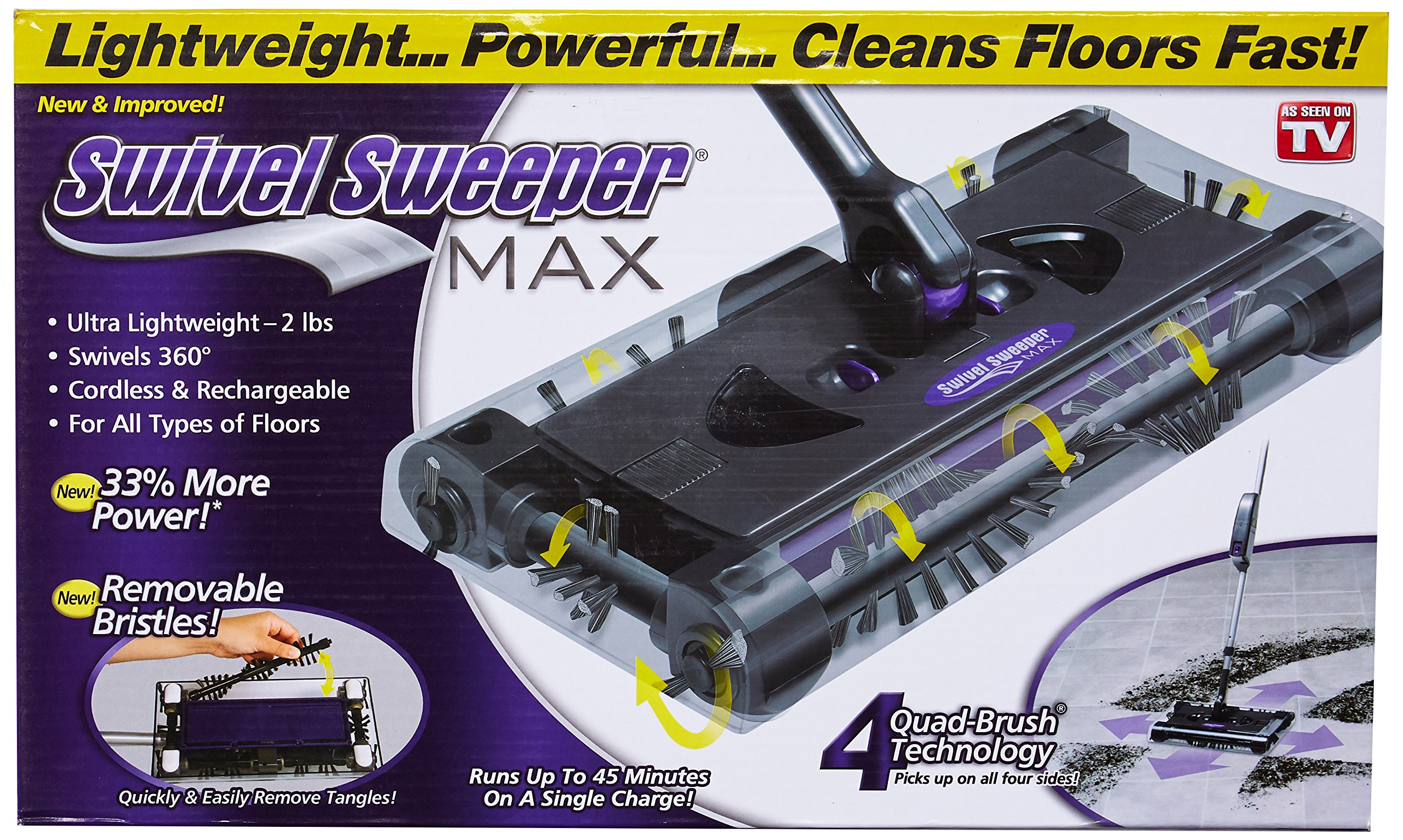 What Is The Best Rechargeable Floor And Carpet Sweeper
