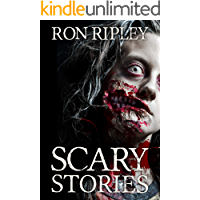 Scary Stories: Supernatural Horror with Scary Ghosts & Haunted Houses book cover