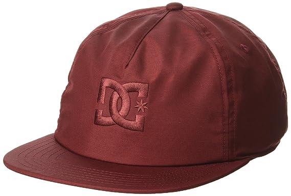 DC Hombres ADYHA03635 Gorra de béisbol - Rojo - Talla única ...