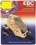 EBC Brakes FA185R Disc Brake Pad Set