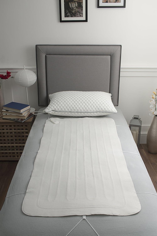 Silentnight Comfort Control Electric Blanket - Single: Amazon.co.uk:  Kitchen & Home