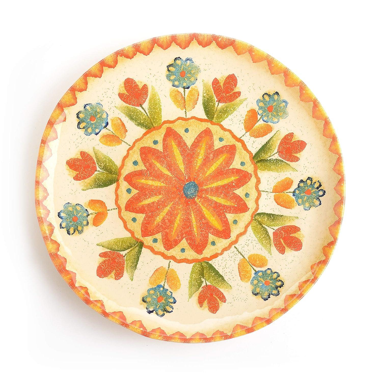 イタリア食器-Festa Collectionによるイタリアで手作り。  Dinner Plate B B07KHXGD28