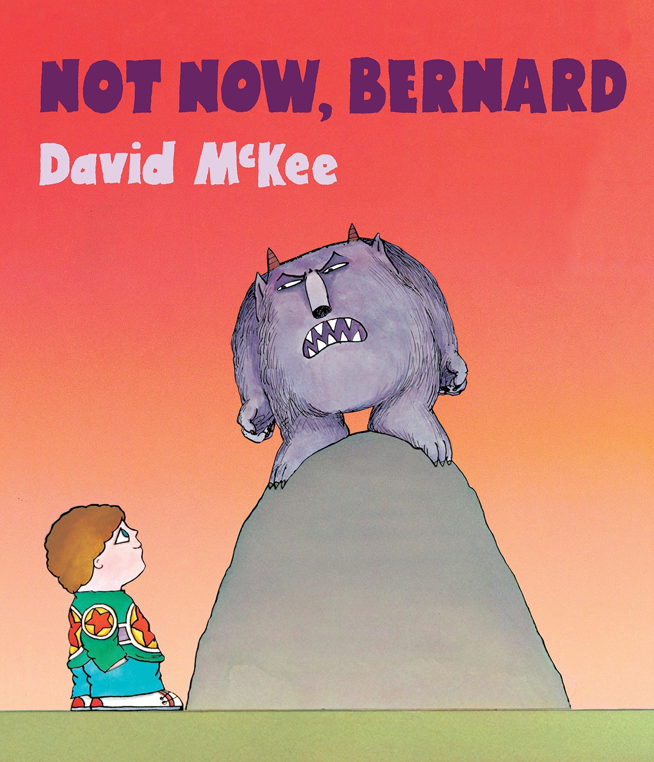 Download Not Now, Bernard ebook