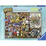 Ravensburger The Inventor's Cupboard Puzzle 1000pc,Adult Puzzles