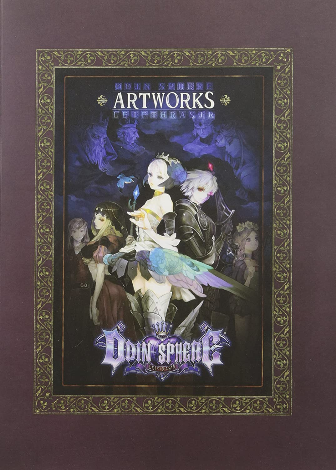 Odin Sphere Leifthrasir Softcover Artbook
