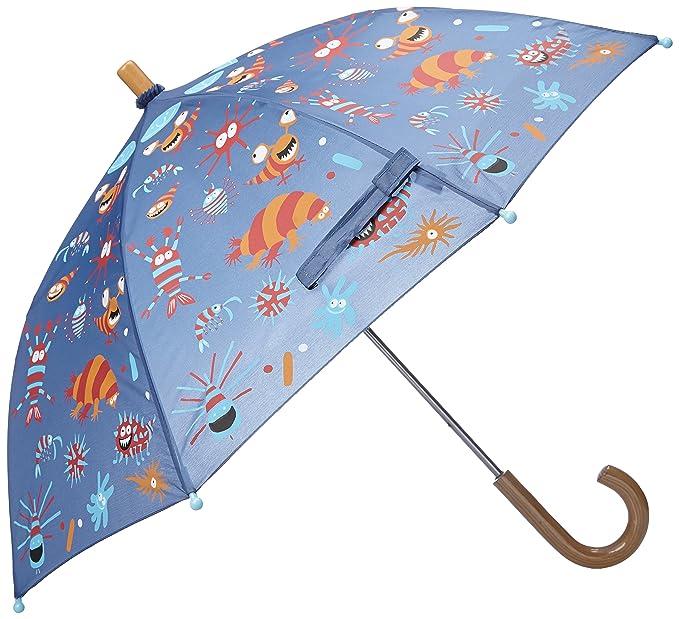 Hatley - Paraguas para niño, color azul, talla talla única: Amazon.es: Ropa y accesorios