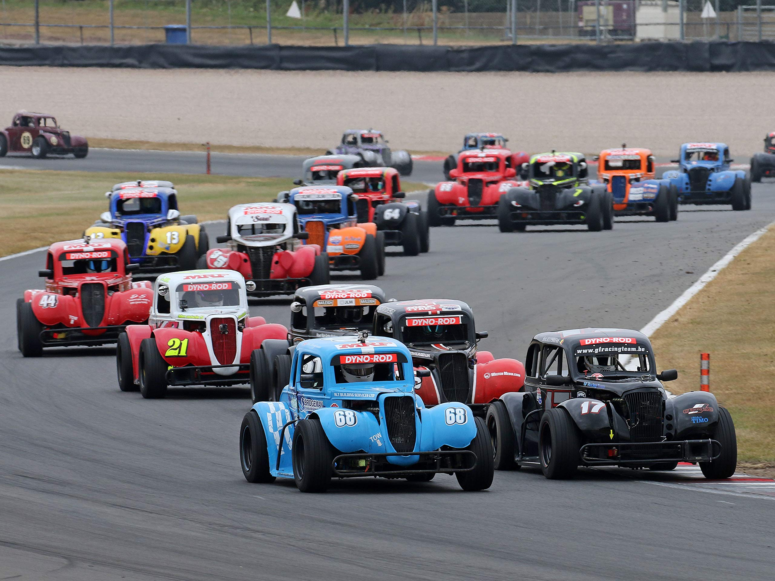 National Legends Cars Championship - Season 2