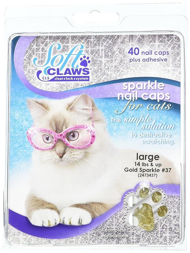 Amazon.com: almohadillas para orejas de garras Nail blanda ...