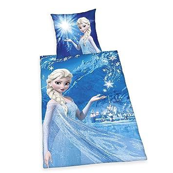 Herding Disney Die Eiskönigin Bettwäsche Set Wendemotiv Bettbezug