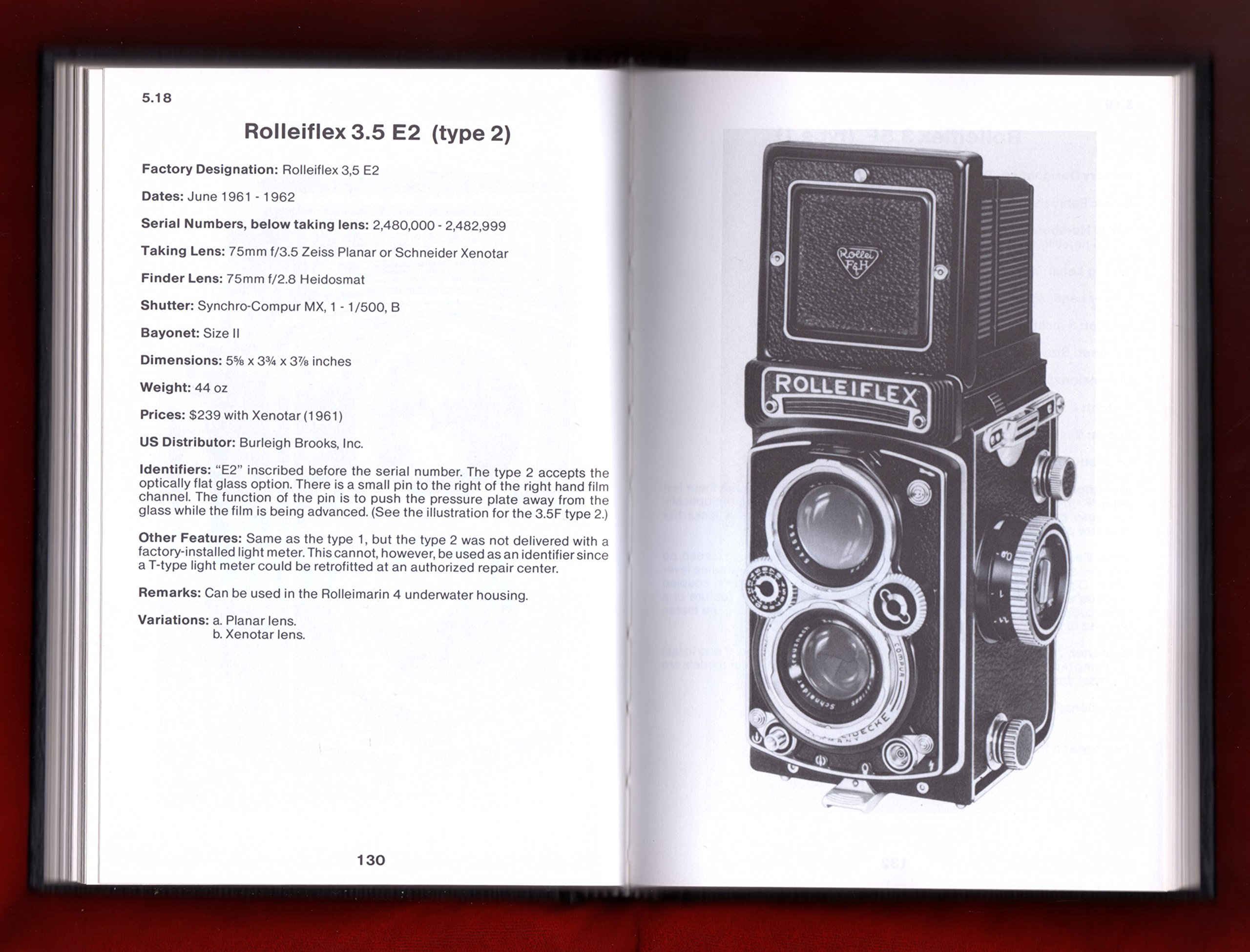 Collector's Guide to Rollei Cameras: Arthur G. Evans: 9780931838064: Books  - Amazon.ca