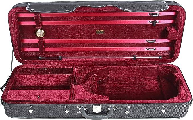 Estuche Viola Espuma weinrot M-Case: Amazon.es: Instrumentos musicales
