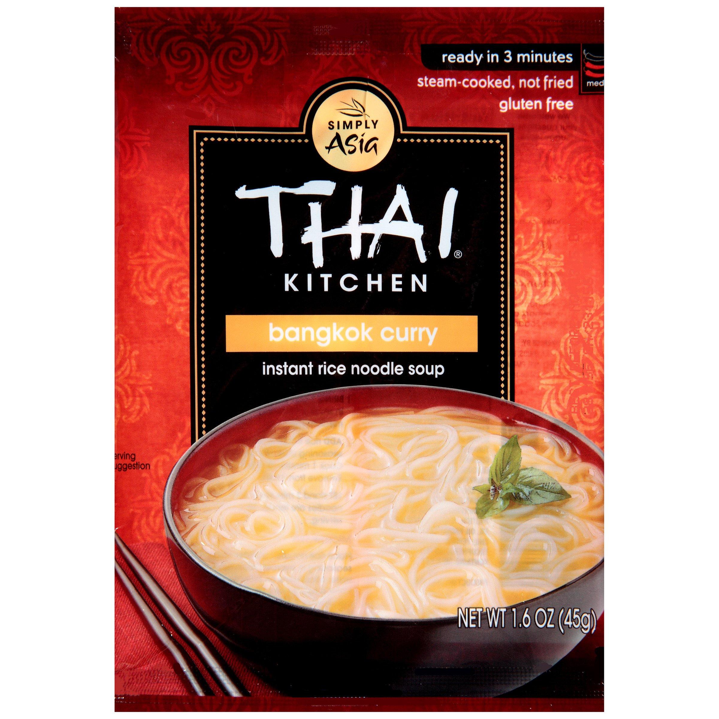 Thai Kitchen Instant Rice Noodle Soup Gluten Free