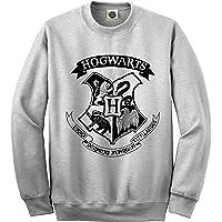 Sudadera unisex con logotipo de Hogwarts - Colegio Hogwarts de Magia y Hechicería, Harry Potter