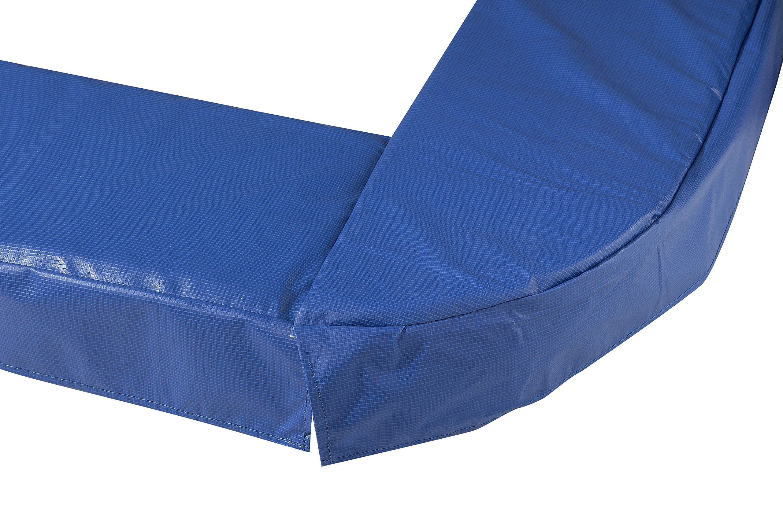 Upper Bounce Super Trampoline Replacement Safety Pad (Spring Cover) for 9' x 15' Rectangular Frames, Blue by Upper Bounce (Image #4)