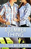 A Summer Thing: Summer Romance (Four Seasons Set Book 3)