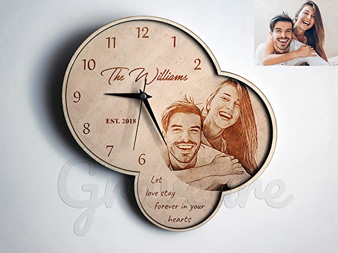 Amazon Graveure Wedding Gift Personalized Gift Engagement