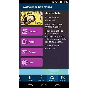 javitos bebe Salamanca: Amazon.es: Appstore para Android
