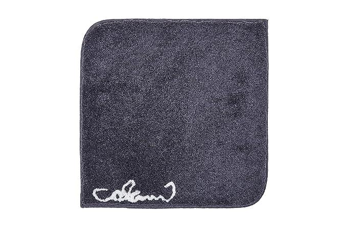 ultra soft rot /ÖKO-TEX-zertifiziert Colani 12 60x60 cm Grund COLANI Exklusiver Designer Badteppich 100/% Polyacryl rutschfest WC-Vorlage o.A 5 Jahre Garantie
