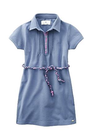 Bellybutton - Vestido con Cuello de Polo para niña, Talla 6 años ...