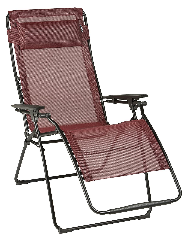 lafuma rsx padded recliner lafuma futura xl air comfort padded zero gravity recliner. Black Bedroom Furniture Sets. Home Design Ideas
