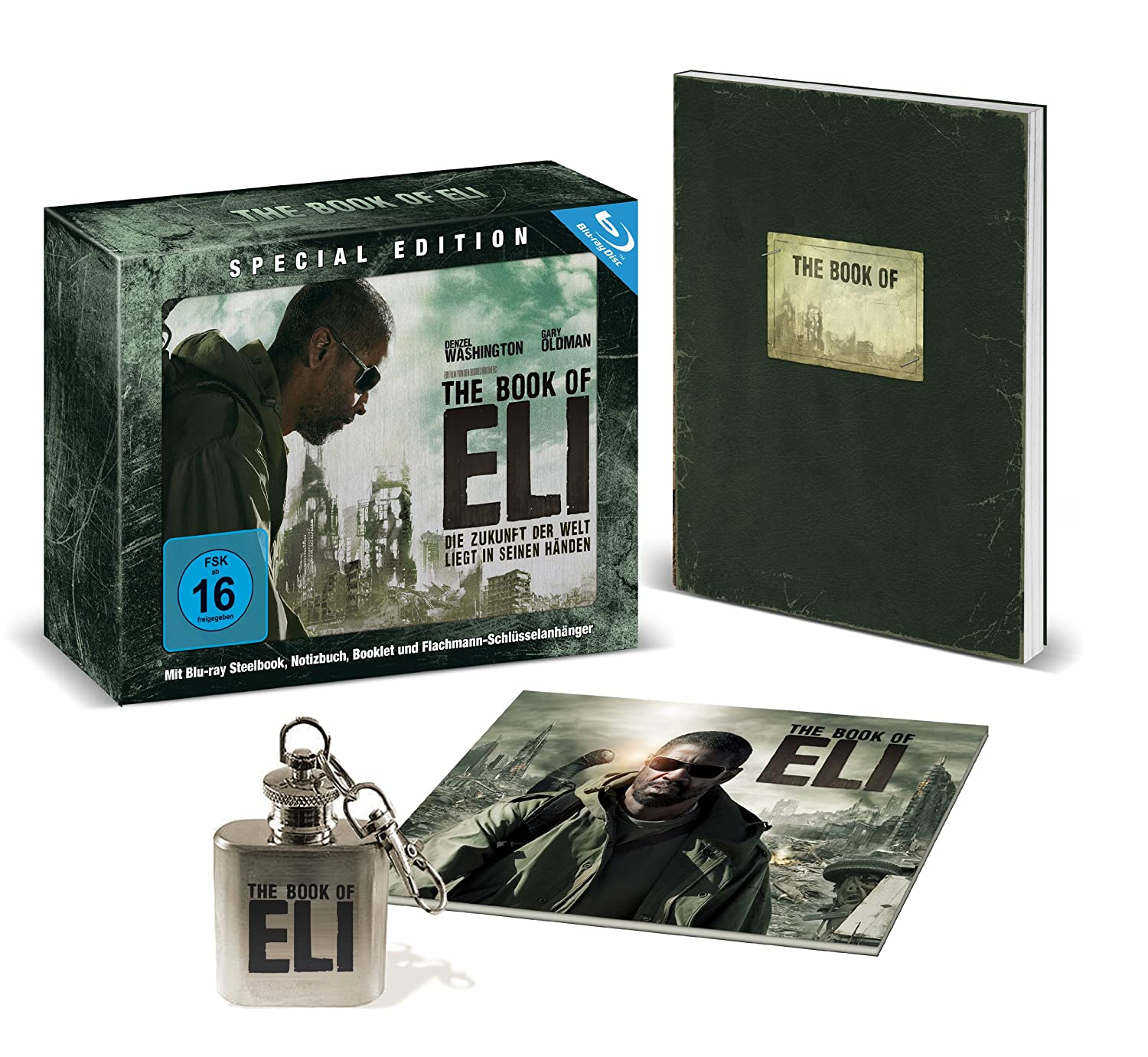 The book of eli special limited edition with steelbook blu ray the book of eli special limited edition with steelbook blu ray amazon denzel washington hughes brothers dvd blu ray buycottarizona